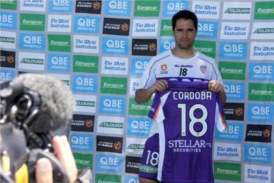 Córdoba en su paso por Australia.