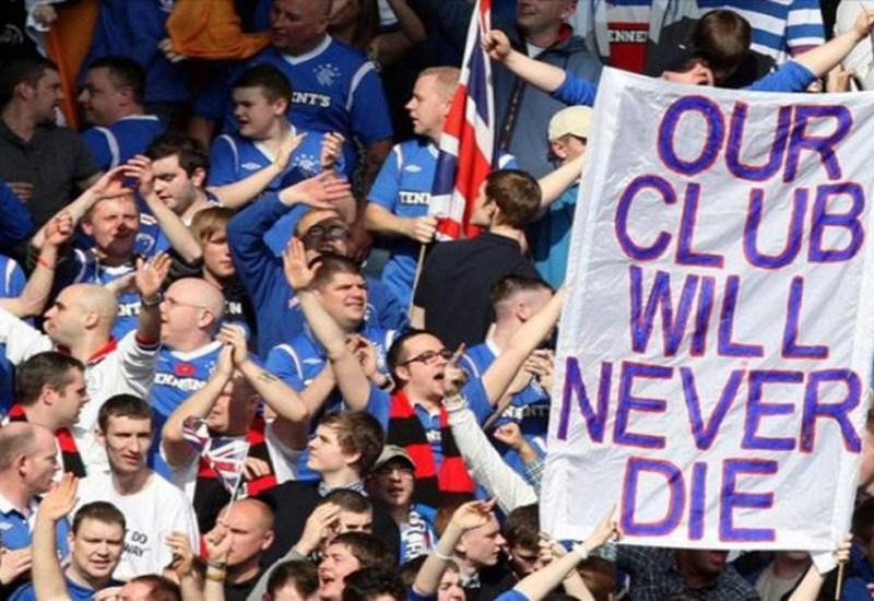 El regreso del Rangers, el gigante escocés