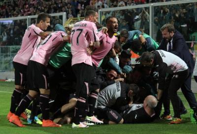 Palermo pudo salvarse en la última jornada