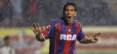 San Lorenzo fue uno de los cuatro clubes argentinos dónde jugó Ulloa.