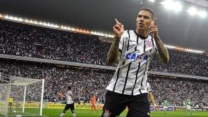 Su gran actuación en el Corinthians