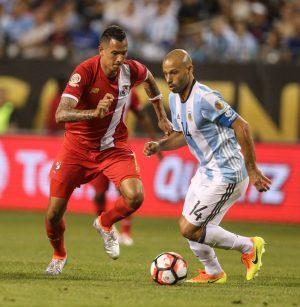 Argentina - Panamá, Copa América Centenario 2016