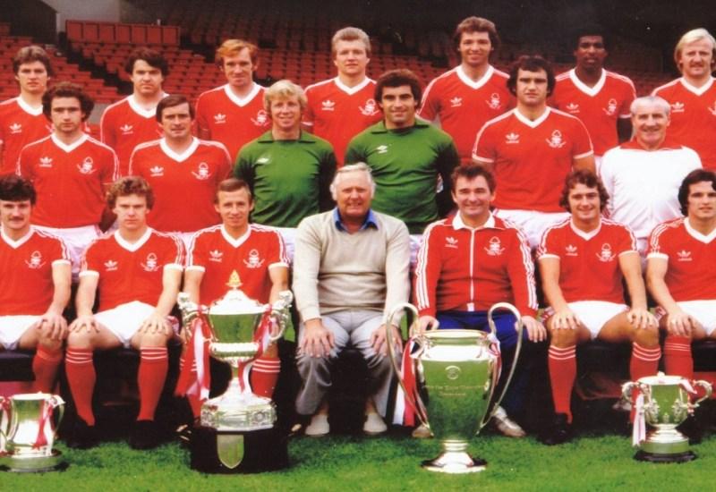 La época de oro del Nottingham Forest