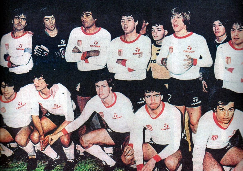 Estudiantes Campeón del '82