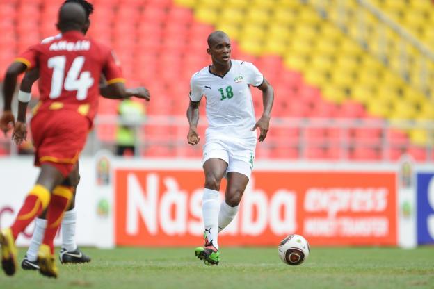 Charles Kaboré. Líder futbolistico de Burkina Faso
