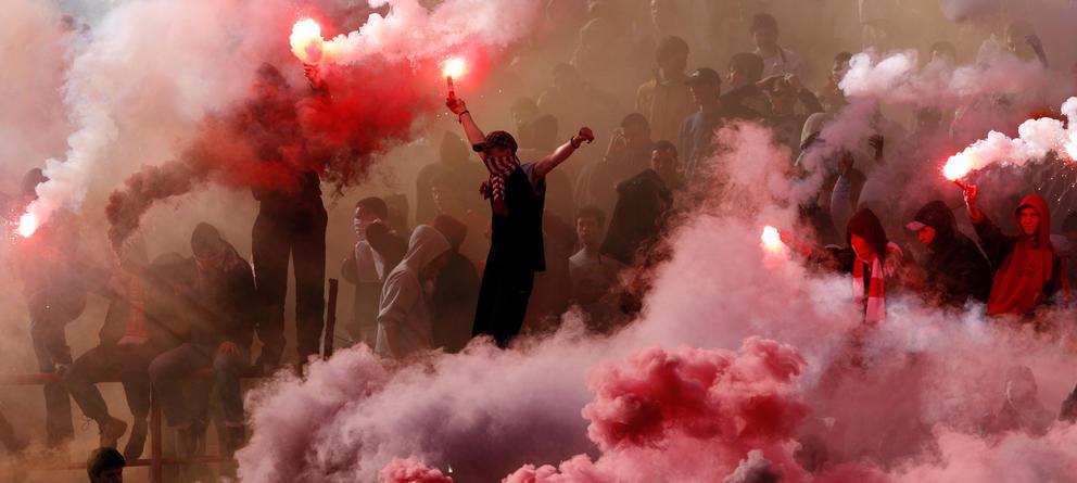 Ultras del Estrella Roja