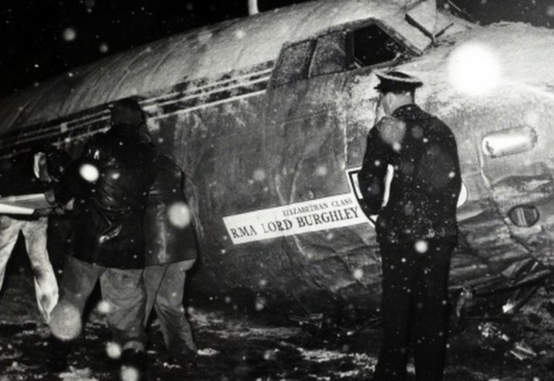 Accidente Aéreo Manchester United 1958 Munich