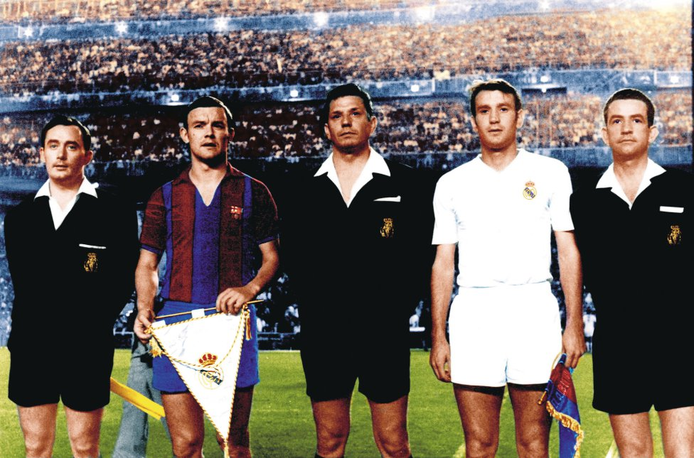 Madrid Barca II