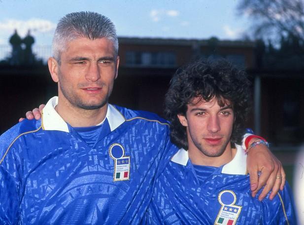 Ravanelli Del Piero