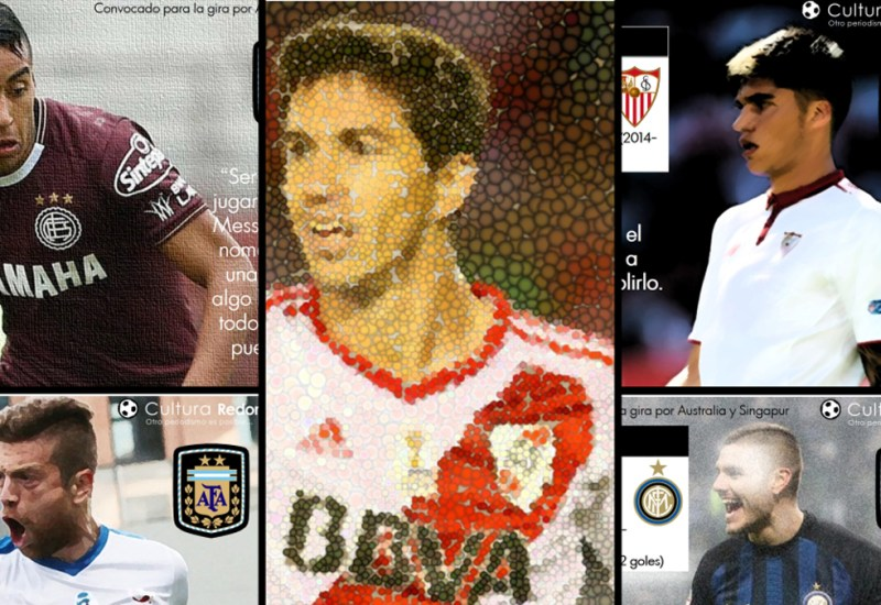 Las caras nuevas de la Selección Argentina