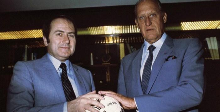 Blatter Havelange