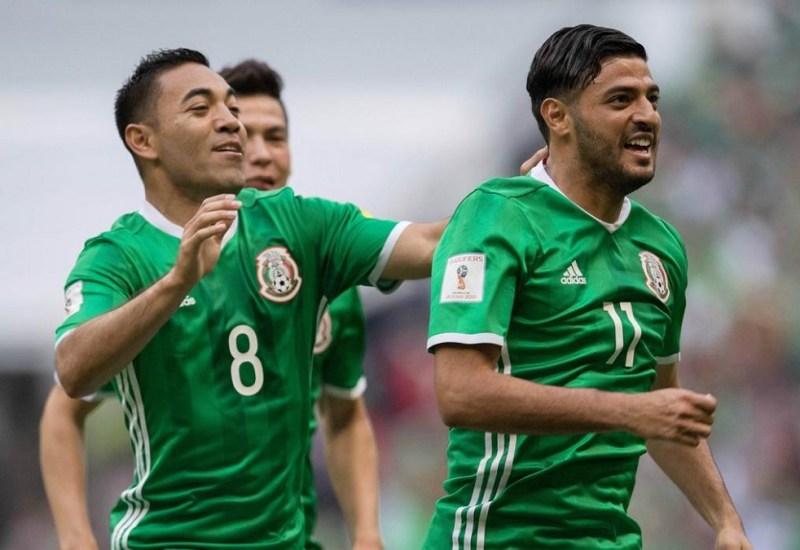 México: Con sus mejores armas y el sueño de repetir