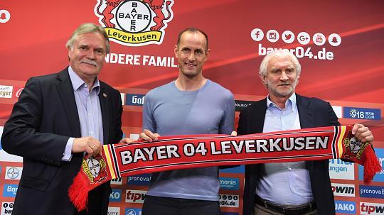 Herrlich, el nuevo DT del Bayer.