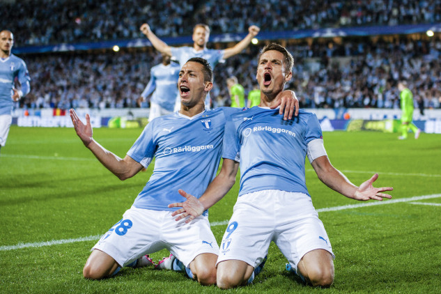 Malmö FF recuperó el protagonismo local en la última década.