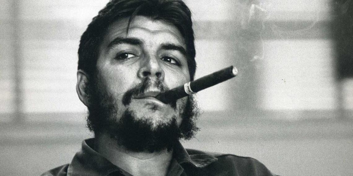 El Che años más tarde.