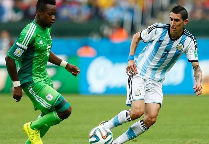 Argentina vs Nigeria, una historia conocida