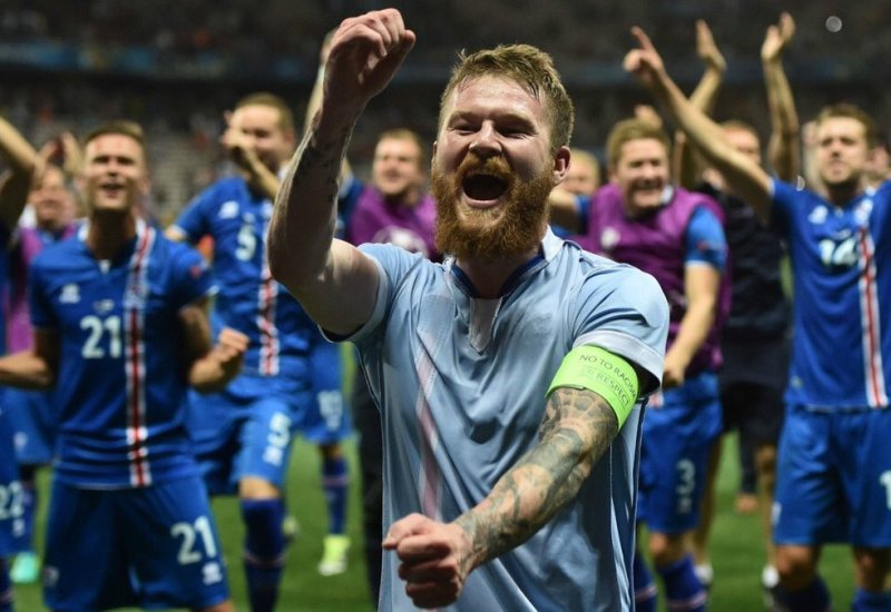 Islandia: Fútbol y Estado