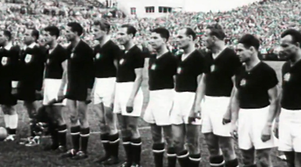 Aquel equipo de 1954