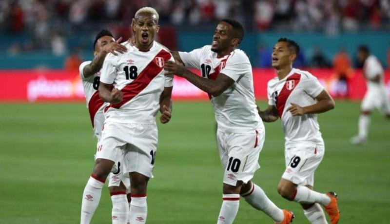 Perú 2-0 Croacia