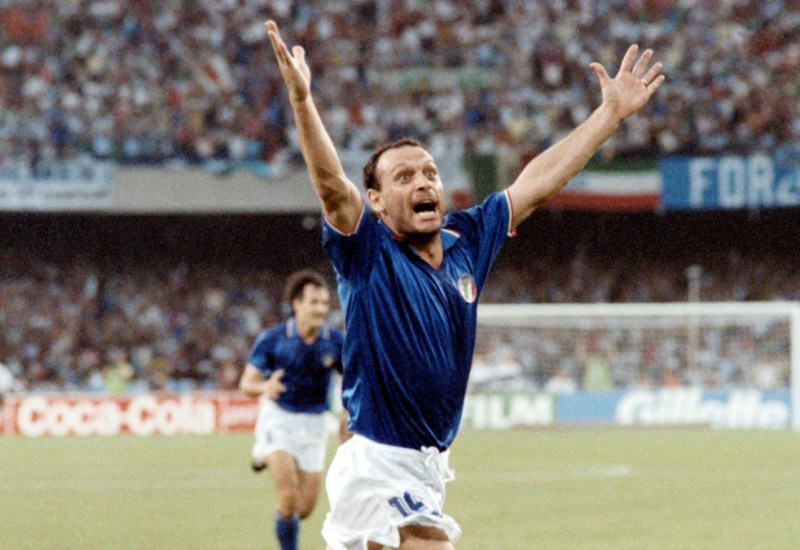 Toto Schillaci, el héroe inesperado