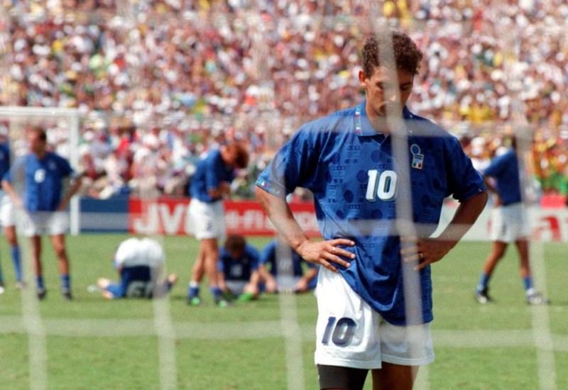Baggio y aquel fatídico penal