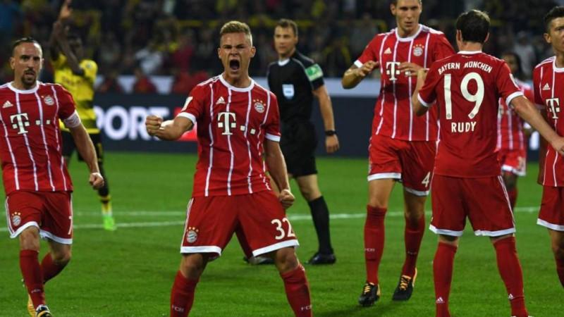 Bayern Munich Dortmund