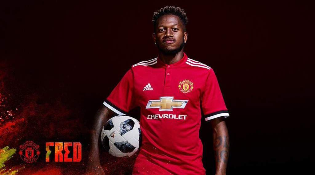 Fred pasó al Manchester United