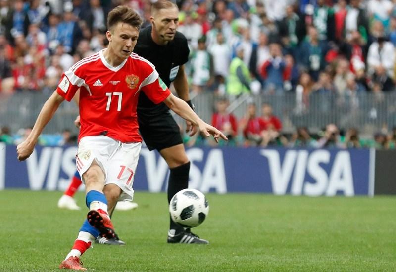 Aleksandr Golovin: La esperanza de Rusia