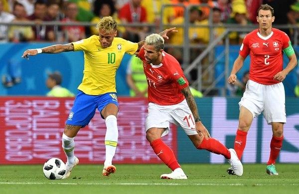 Neymar Behrami