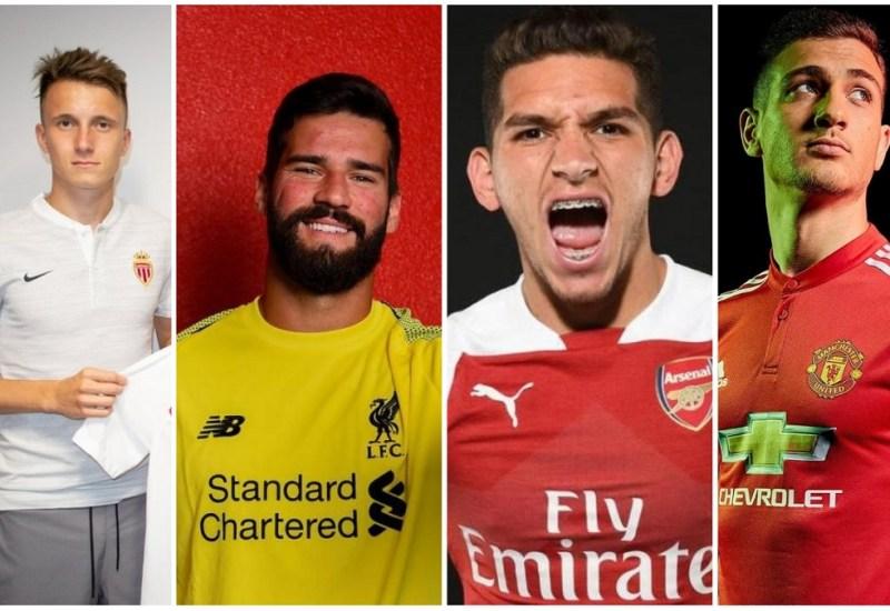 Recopilación de transfers, temporada 2018/19: veranos inglés y francés