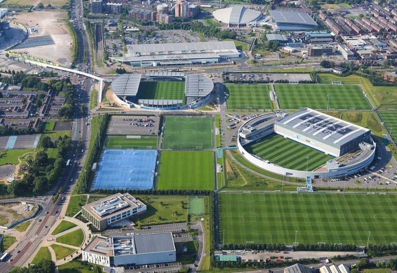 La Academia de fútbol del Manchester City