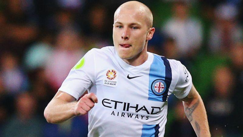 Aaron Mooy, de Australia al City.