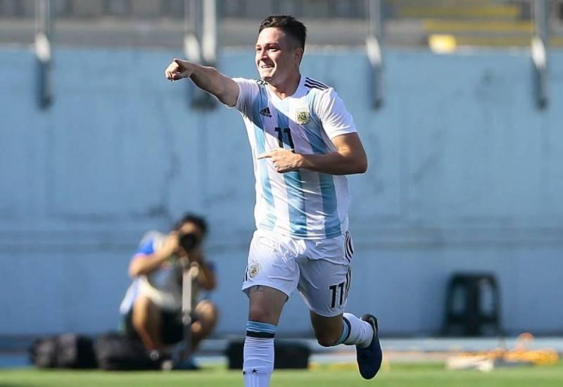 Aníbal Moreno y el impulso del Sudamericano