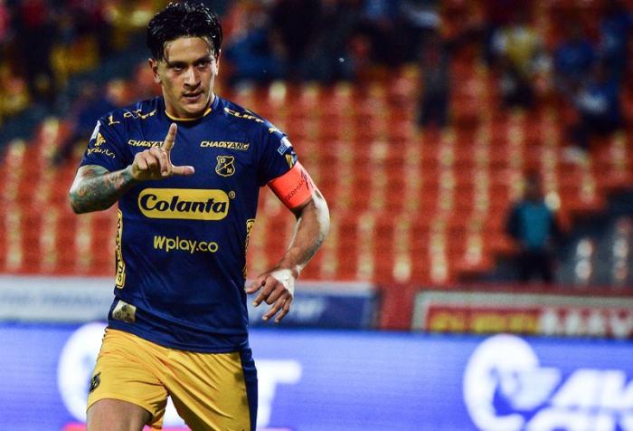 Germán-Cano-Medellín-3-0-Bucaramanga-Liga-Águila-2018-II