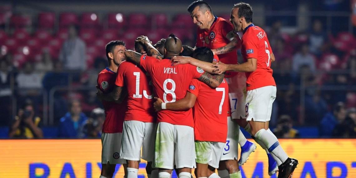 Chile comenzó de la mejor manera y a puro festejo.