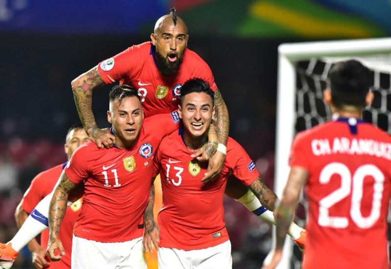 Chile Japón Copa América 2019
