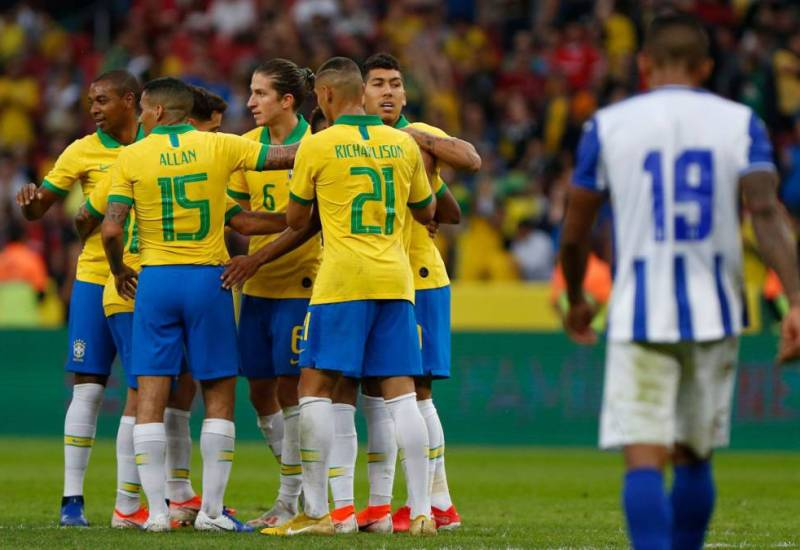 Brasil, el candidato