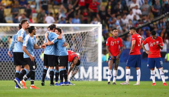 Uruguay Chile