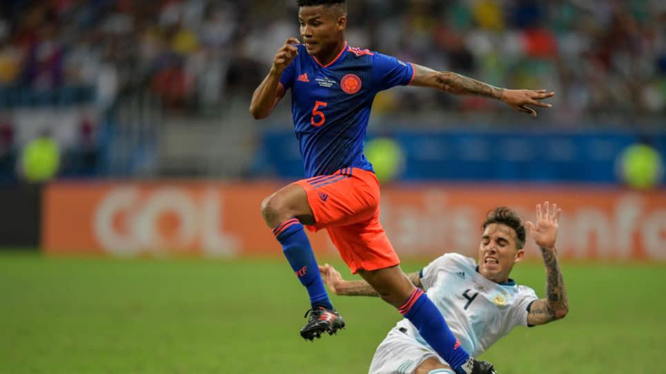Barrios fue clave para anular el ataque argentino
