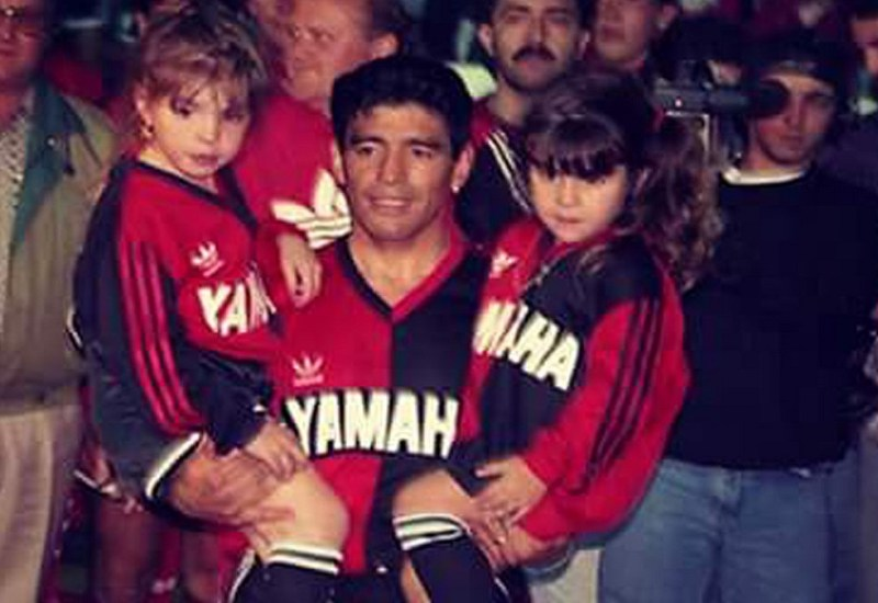 Los días en que Diego revolucionó Rosario