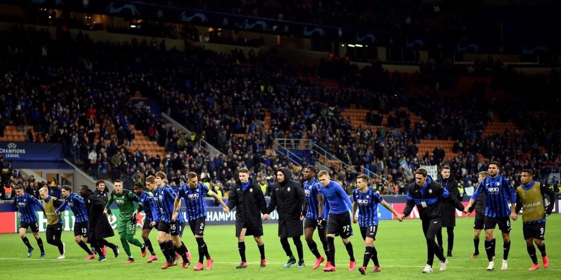 Lejos en el recuerdo quedó el Atalanta vs Valencia.