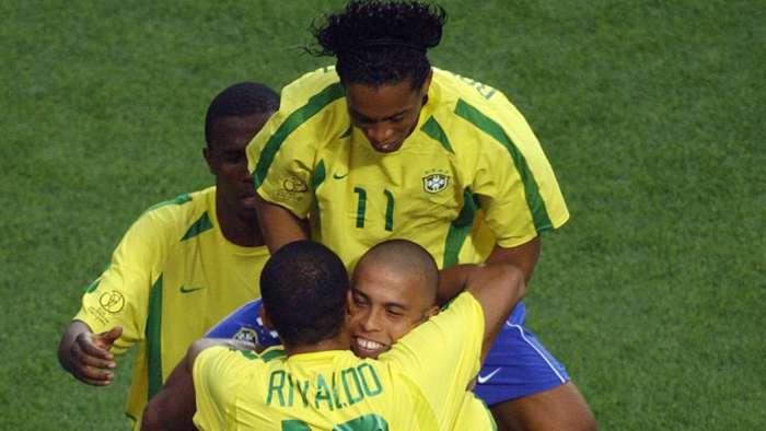 Rivaldo Ronaldo Ronaldinho