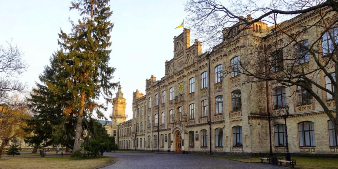 El Instituto Politécnico de Kiev