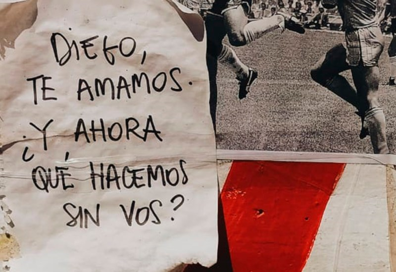 Maradona Argentinos Juniors