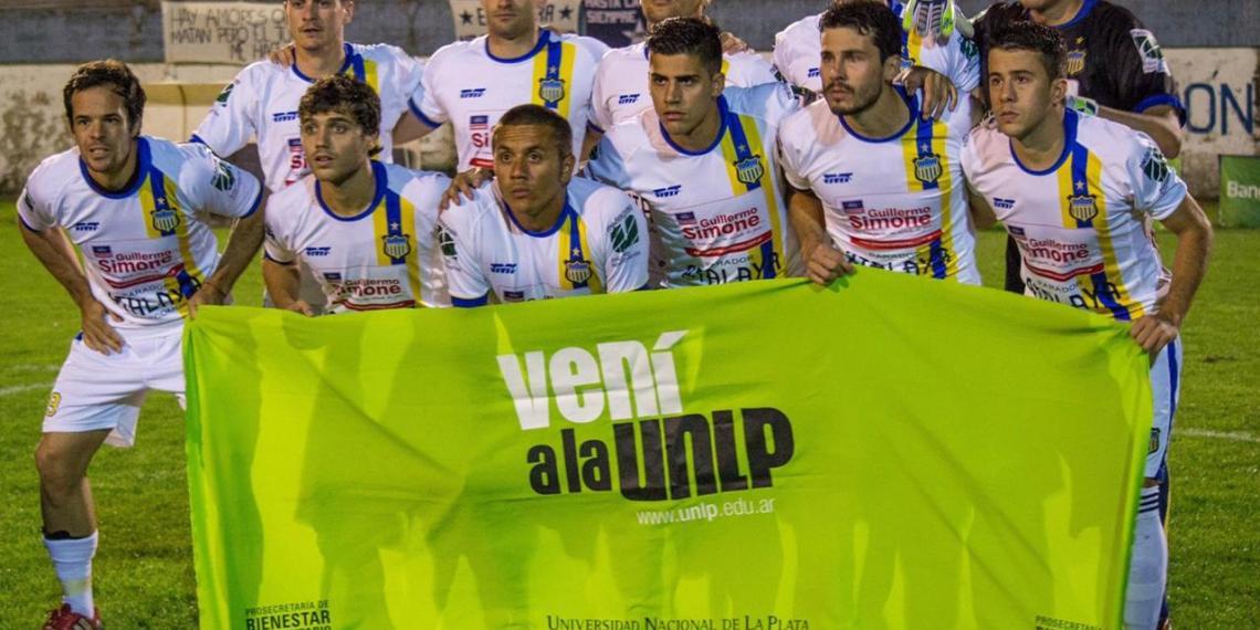 En la Copa Argentina con el apoyo de la UNLP.