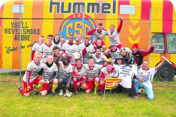 Christiania fútbol