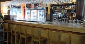TCI en Cervecería La Cebada de Zaragoza