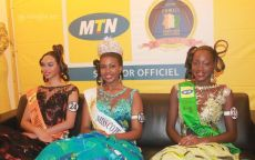 Esther Mémel élue Miss Côte d'Ivoire 2016