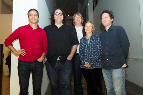 Sam Green and Yo La Tengo at the WEX