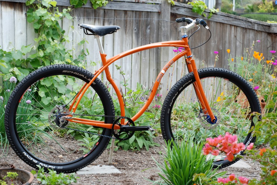 muse cycles 29er